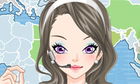 Weather Girl Make Up